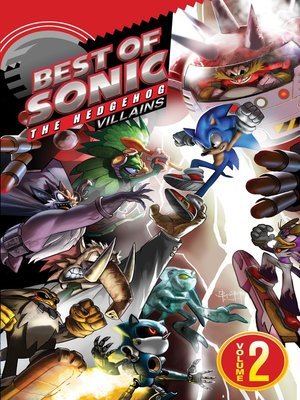 cover image of Best of Sonic the Hedgehog 2: Villains
