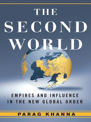 cover image of The Second World