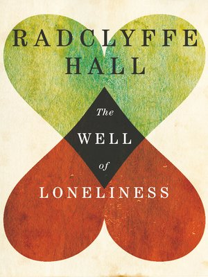 cover image of The Well of Loneliness