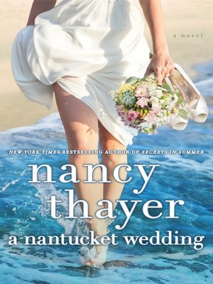 cover image of A Nantucket Wedding