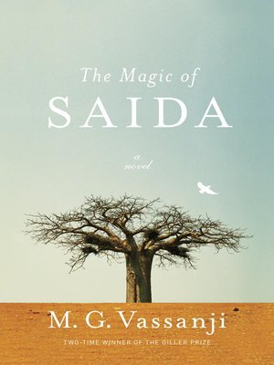 cover image of The Magic of Saida