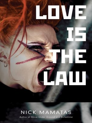 cover image of Love Is the Law