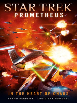 cover image of Star Trek Prometheus--In the Heart of Chaos
