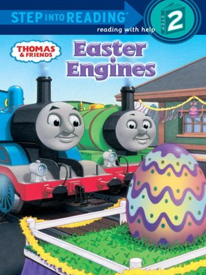 cover image of Easter Engines (Thomas & Friends)