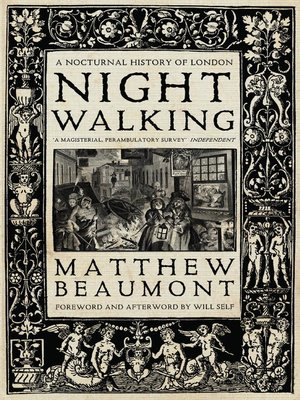 cover image of Nightwalking