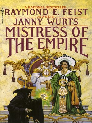 cover image of Mistress of the Empire