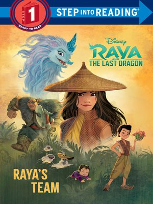 cover image of Raya's Team (Disney Raya and the Last Dragon)