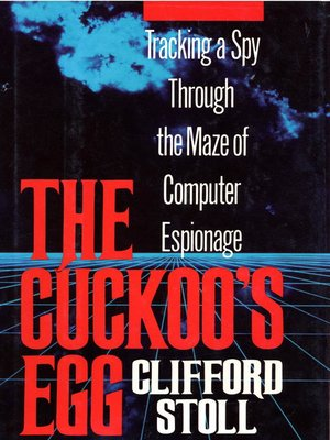 cover image of Cuckoo's Egg