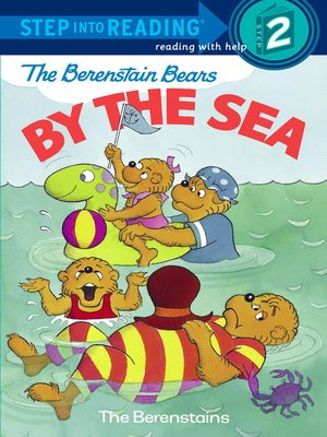cover image of The Berenstain Bears by the Sea