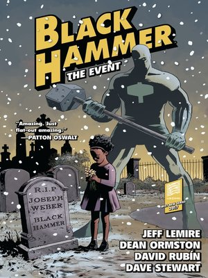 cover image of Black Hammer (2016), Volume 2