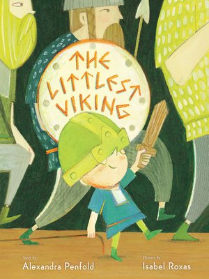 cover image of The Littlest Viking