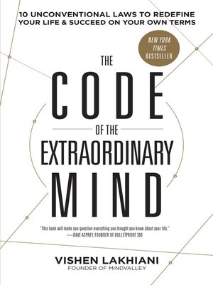 cover image of The Code of the Extraordinary Mind