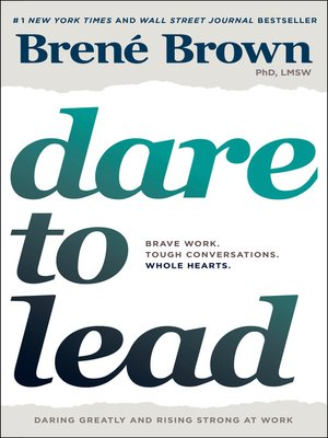 cover image of Dare to Lead