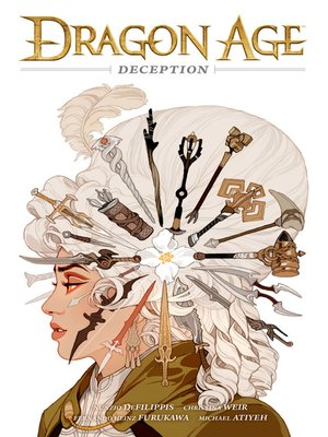cover image of Dragon Age: Deception