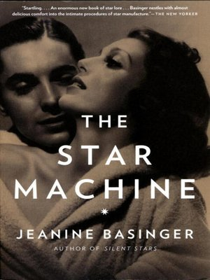 cover image of The Star Machine