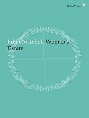 cover image of Woman's Estate
