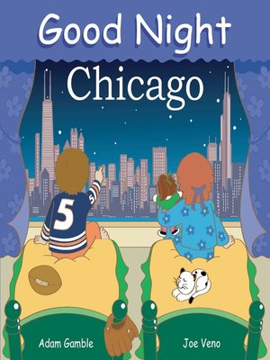 cover image of Good Night Chicago