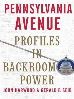cover image of Pennsylvania Avenue