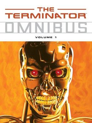 cover image of The Terminator (1990), Omnibus Volume 1