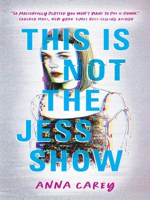 cover image of This Is Not the Jess Show