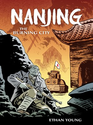 cover image of Nanjing: The Burning City