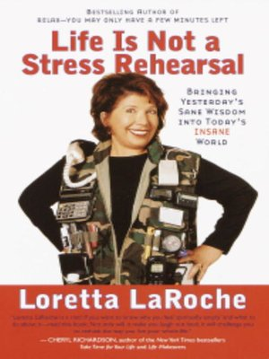cover image of Life Is Not a Stress Rehearsal