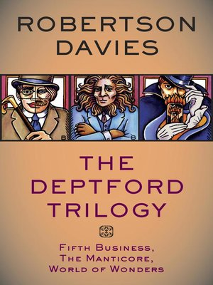 cover image of The Deptford Trilogy