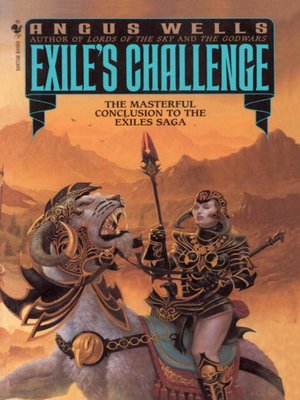 cover image of Exile's Challenge