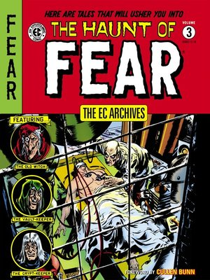 cover image of The Haunt of Fear (1950), Volume 3
