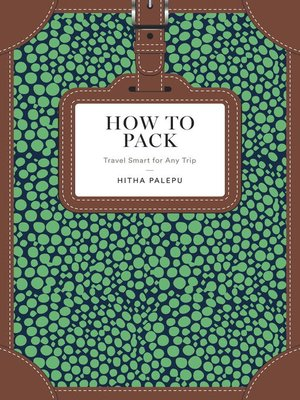 cover image of How to Pack