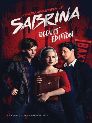 cover image of Chilling Adventures of Sabrina
