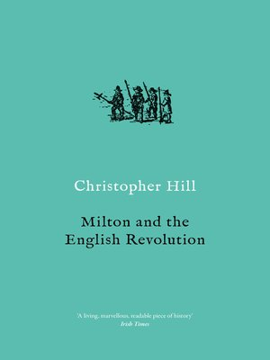 cover image of Milton and the English Revolution