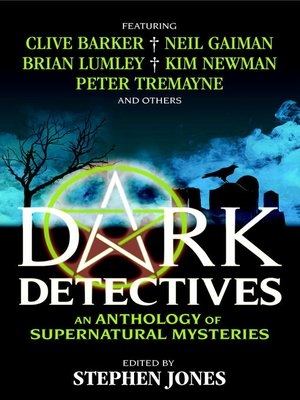 cover image of Dark Detectives
