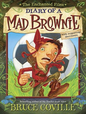 cover image of Diary of a Mad Brownie