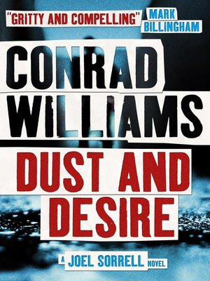 cover image of Dust and Desire