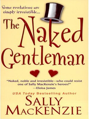 cover image of The Naked Gentleman