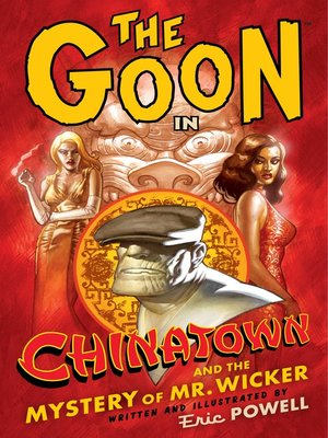 cover image of The Goon, Volume 6