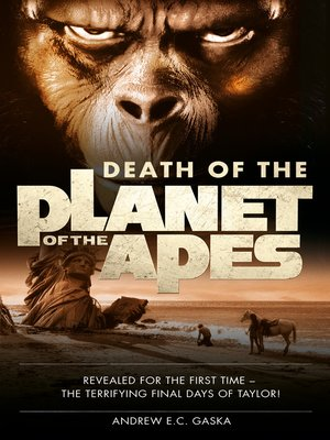 cover image of Death of the Planet of the Apes