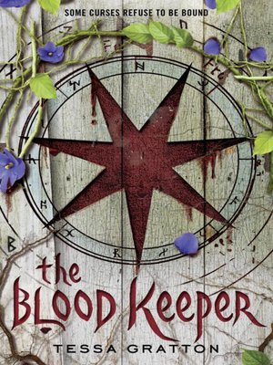 cover image of The Blood Keeper