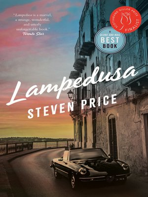 cover image of Lampedusa