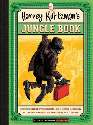 cover image of Harvey Kurtzman's Jungle Book