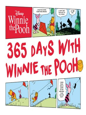 cover image of 365 Days with Winnie the Pooh
