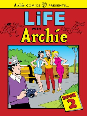 cover image of Life with Archie Volume 2