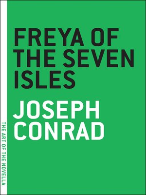 cover image of Freya of the Seven Isles