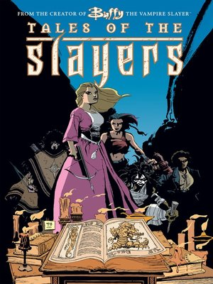 cover image of Buffy the Vampire Slayer: Tales of the Slayers