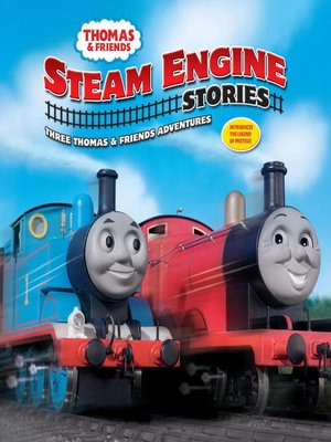 cover image of Steam Engine Stories