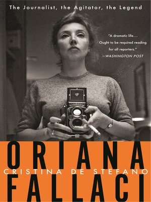 cover image of Oriana Fallaci
