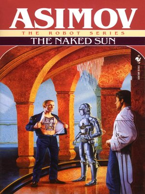 cover image of The Naked Sun