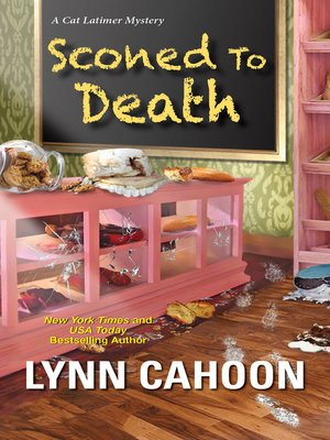 cover image of Sconed to Death