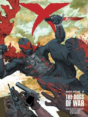 cover image of X, Volume 2